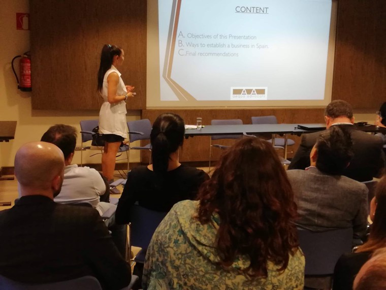 Resumen The Business Event |